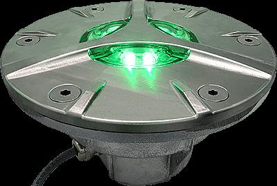HL-690L LED Helipad Semi-Flush Perimeter Inset Light